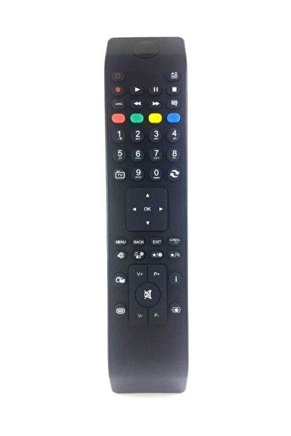 electroon SEG 40SE8500 Uydu Alıcılı LED TV Kumandası
