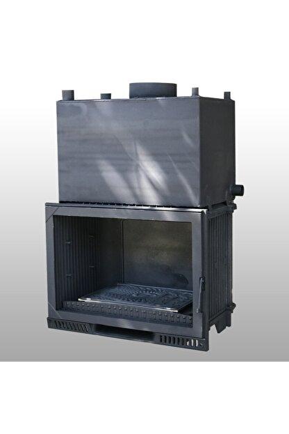 Serra 70'lik Sulu Sistem Turbolu Şömine Haznesi