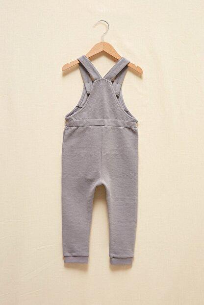 LC Waikiki Erkek Bebek Gri Qz5 Pantolon
