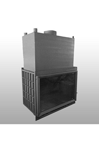 Serra Sulu Sistem Şömine Haznesi 80'lik