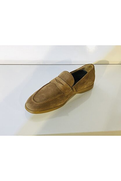 MRZ POLO Erkek Kahverengi Klasik Ayakkabı