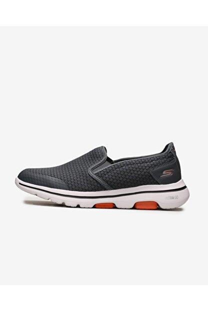 Skechers Erkek Gri Yürüyüş Ayakkabısı