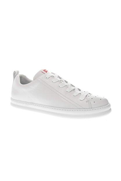 CAMPER Beyaz Erkek Sneaker K100226-052 Runner Four White Natural