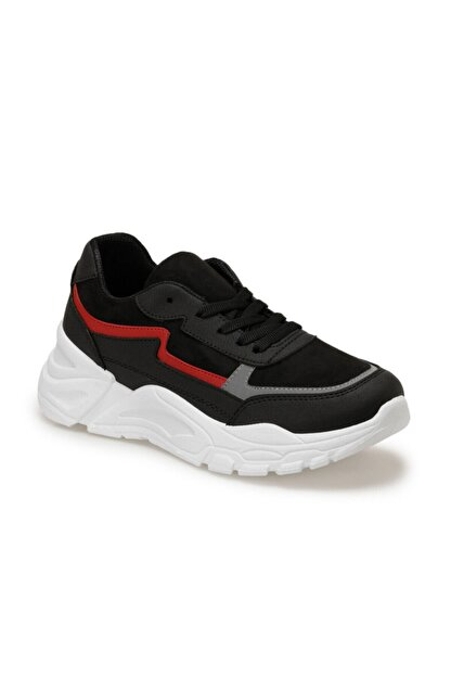 YELLOW KIDS Erkek Çocuk Siyah Albert Fashion Sneaker