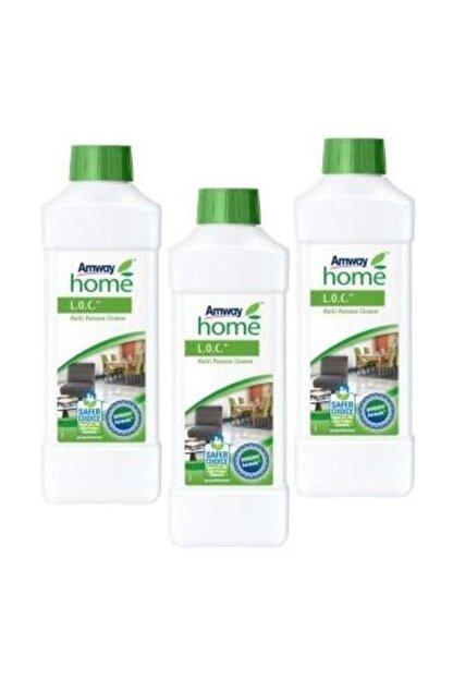Amway Çok Amaçlı Temizleyici Home™ L.o.c.(3 Adet)+ 1 Pompa Hediyeli