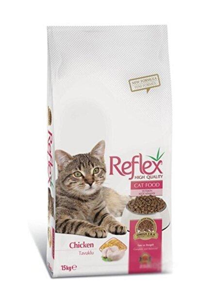 Reflex Tavuklu Yetişkin Kedi Maması 15 kg