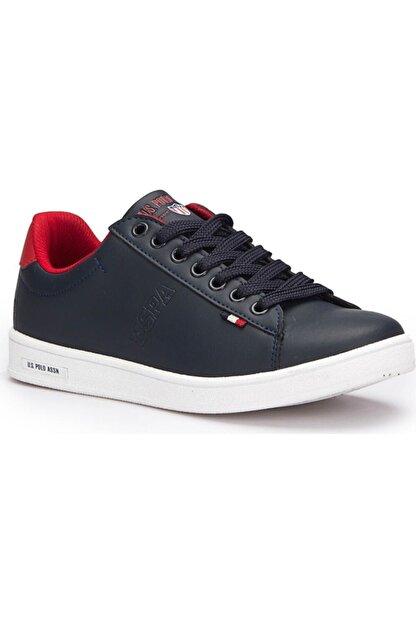 US Polo Assn FRANCO 9PR Lacivert Erkek Sneaker Ayakkabı 100417863