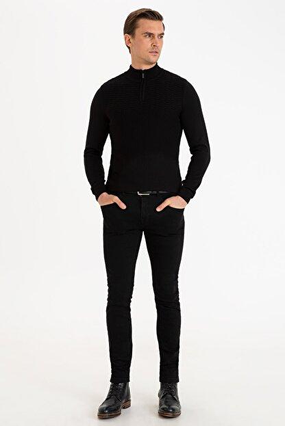 Pierre Cardin Sıyah Erkek Denım Pantolon G021Gl080.000.1115962