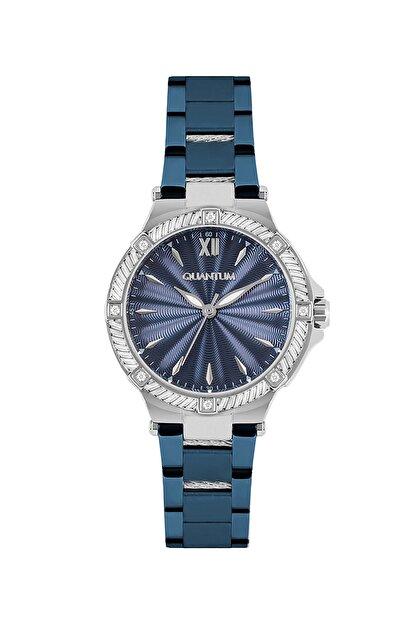 Quantum Kadın Mavi Kol Saati Iml804.390
