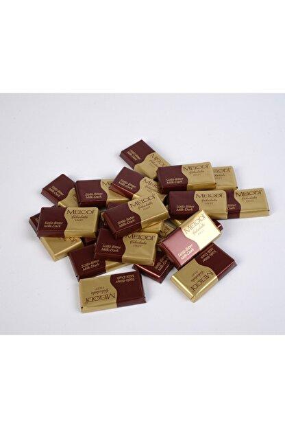 Melodi Çikolata Diva Resital Sütlü-bitter Çikolata 250 gr