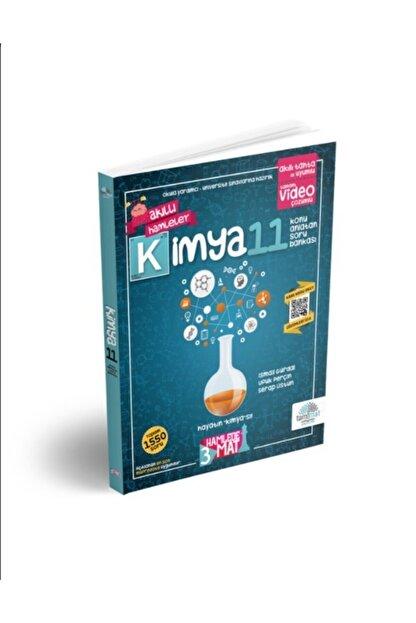 Tammat Yayınları Tammat 11. Sınıf Kimya Soru Bankası