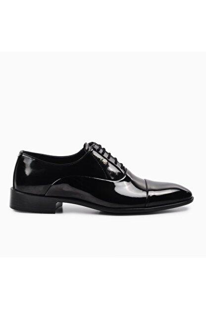 Pierre Cardin 70pc20 Siyah Rugan Erkek Klasik Ayakkabı