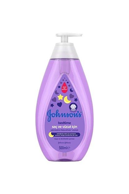 Johnson's Baby Baby Bedtime Saç Ve Vücut Şampuanı 500 ml