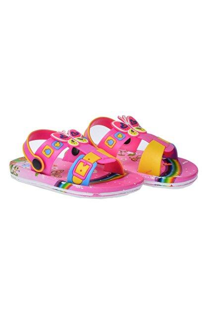 Kiko Kids Kiko Akn E240.012 Plaj Havuz Kız Çocuk Sandalet Terlik