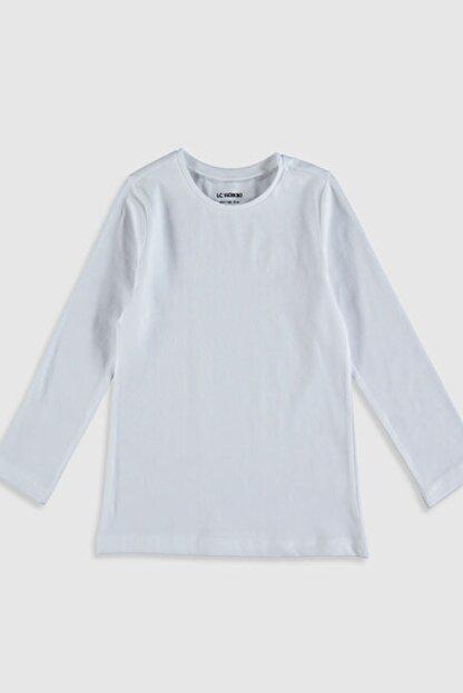LC Waikiki Kız Çocuk E5X T-Shirt