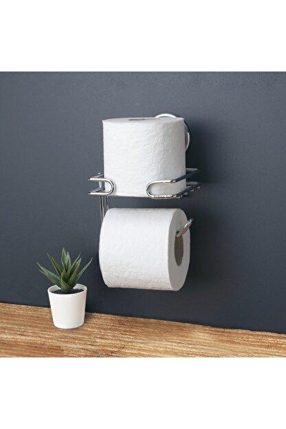 Teknotel Vakumlu Yedeklikli Tuvalet Kağıtlığı