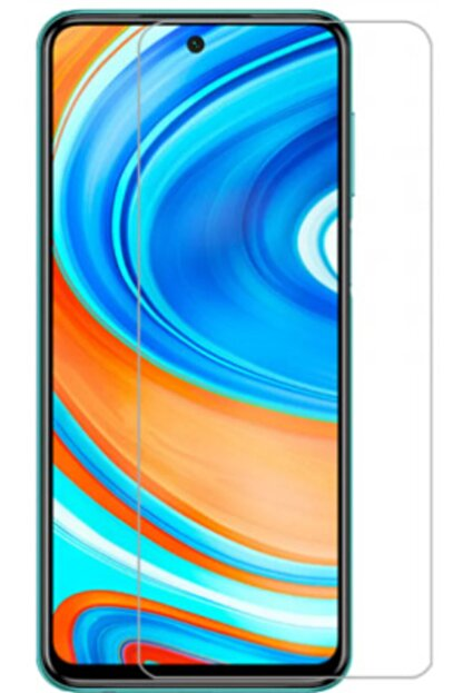 Gsmclub Xiaomi Redmi Note 9 Pro Kırılmaz Ekran Koruyucu Temperli Cam