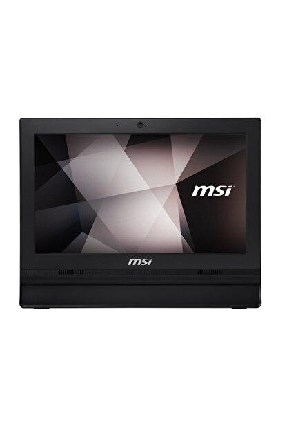 MSI Pro 16t 10m-001xeu Celeron 5205u 4gb 256gb Ssd 15.6 Freedos