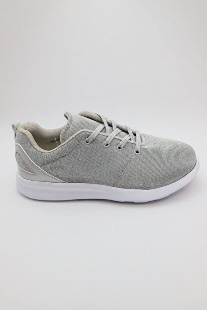 Cool Moon Kız Çocuk Gri Simli Spor Ayakkabı 20-s05