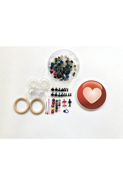 Fityle el yapımı DIY bebek oyuncak tığ kiti Amigurumi kiti ... | 622x415