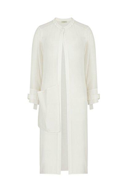 Nocturne Kristal Taş Toka Detaylı Kimono