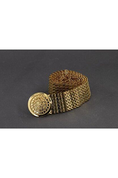 SHEHBA Kadın Altın Görünümlü Kemer Ag050407