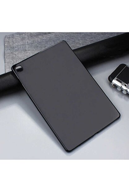 Samsung Galaxy Tab S6 Lite P610 Silikon Kılıf (siyah)