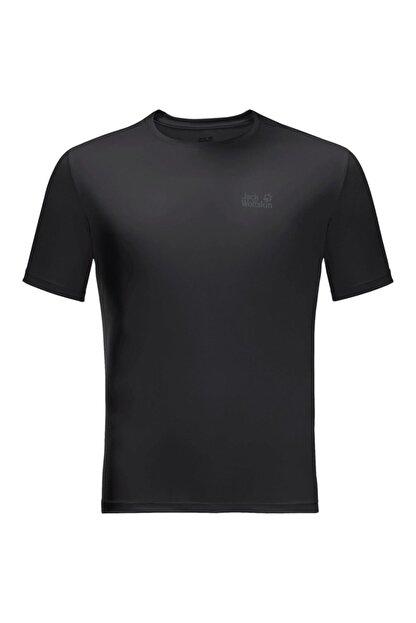 Jack Wolfskin Tee Erkek T-Shirt - 1807071-6000