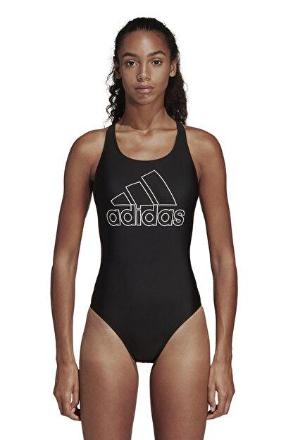 adidas Athly V Logo Swimsuit Kadın Mayo