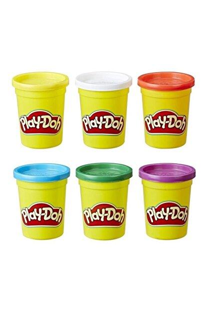 Hasbro Play-doh Oyun Hamuru 6 Lı 3898