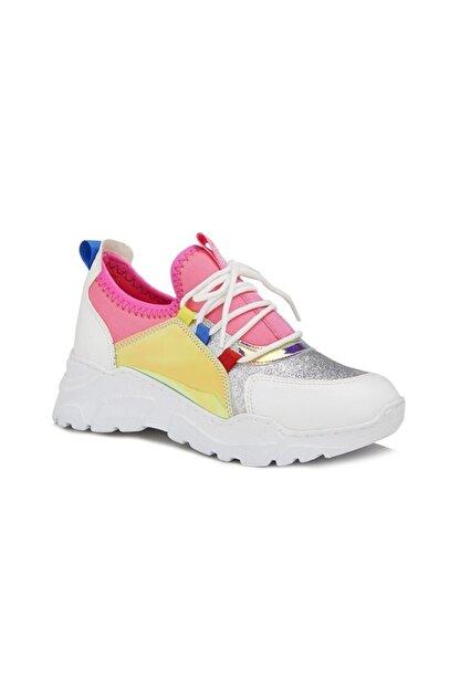 Vicco Verona Spor Ayakkabı Beyaz/fuşya