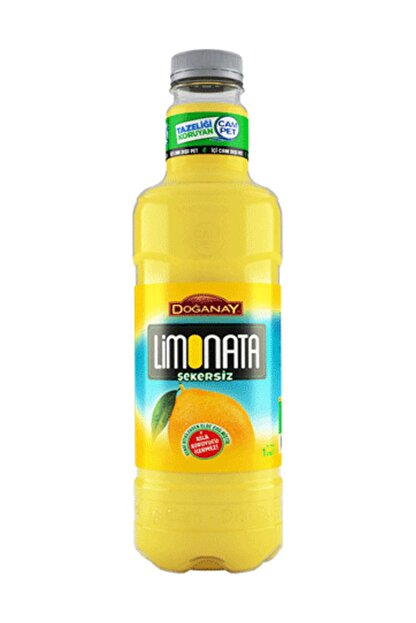 Doğanay Limonata Pet Şişe 1 lt