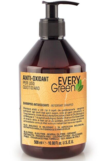 EveryGreen Antioksidan Şampuan - Tüm Saçlar 500 Ml