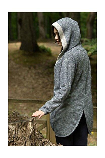 Haluk Bayram Baha 3261 Uzun Kol 3'lü Uzun Kol Ceketli Pijama Takımı