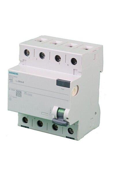 Siemens 3x100 30 Ma Trifaze Kaçak Akım Rolesi