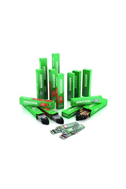 Askaynak Rutil Elektrod As R-143 4.00x350 100 Adet