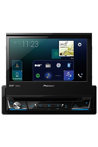 Pioneer Avh-z7000dab Multimedya Carplay Android Auto Indash Oto Teyp