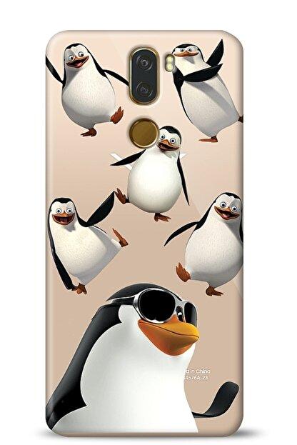 Eiroo Vestel Venus Z30 Happy Penguins Kılıf