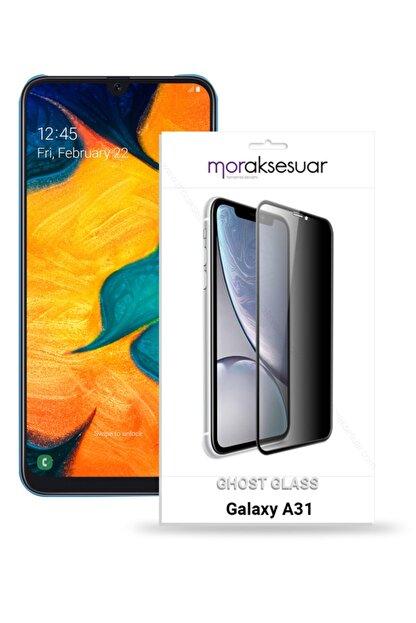 Samsung Galaxy A31 Gizli Hayalet Ekran Koruyucu Kırılmaz Cam