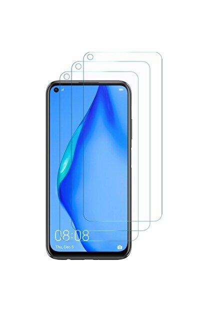 Cmk Huawei P40 Lite Cam Ekran Koruyucu Ultra Ince Esnek Şeffaf Nano
