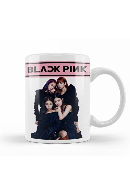 Baskı Dükkanı Blackpink Kupa Bardak Porselen