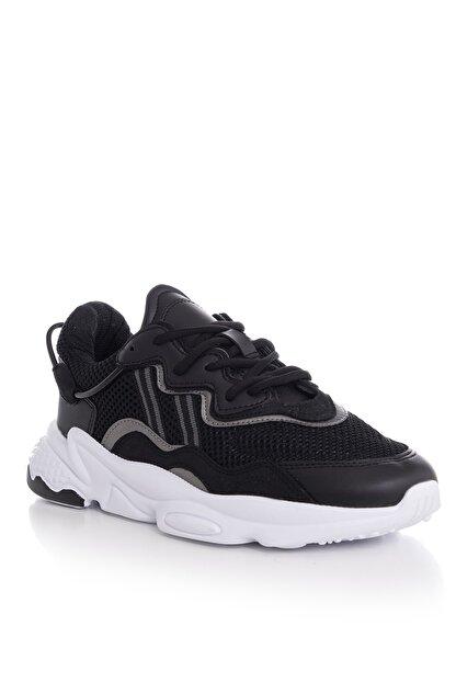 Tonny Black Unısex Spor Ayakkabı Siyah Beyaz Tb248 -> 39 -> Siyah Beyaz