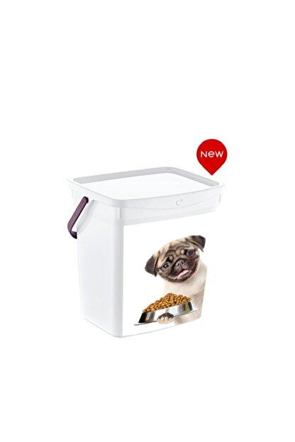 HOBBY LİFE Q-box Kedi/köpek Mama Saklama Kutusu