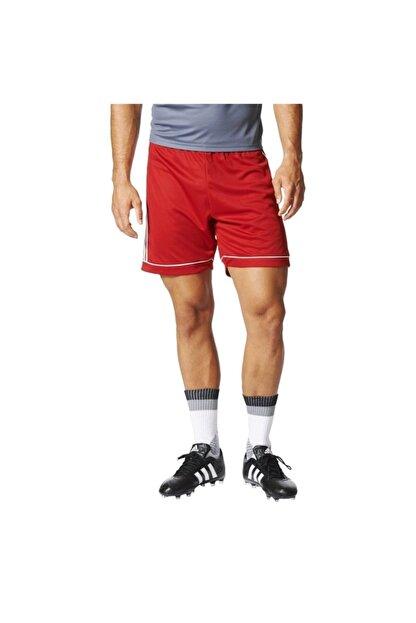 adidas Erkek Kırmızı Squadra 17 Spor Şort Bj9226