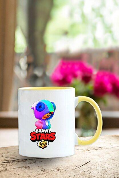 Phi Ajans Brawl Stars - Leon- Sarı Kupa-8