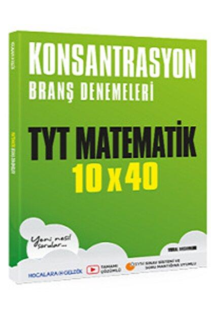 Hocalara Geldik Tyt Matematik 10x40 Branş Denemeleri