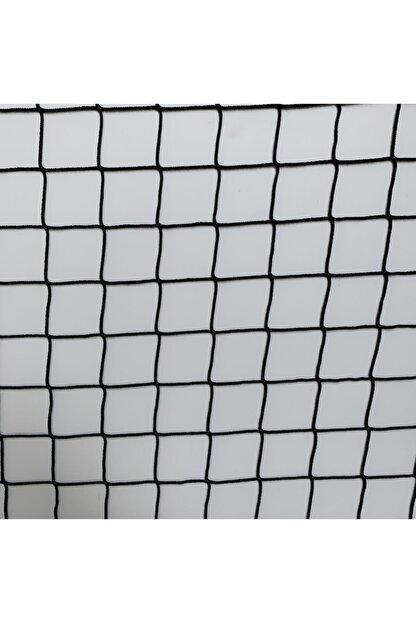 Nodes 100*500 cm - Balkon Filesi Ağı - Kedi Filesi - Kuş Filesi - Çocuk Filesi - Siyah