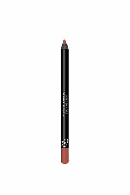 Golden Rose Dudak Kalemi - Dream Lips Lipliner No:531 8691190391317