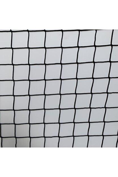 Nodes 350*100cm - Balkon Filesi Ağı - Kedi Filesi - Kuş Filesi - Çocuk Filesi - Siyah