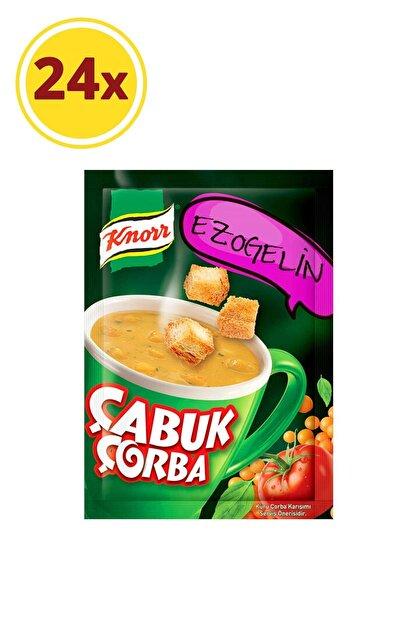 Knorr Ezogelin Çabuk Çorba 22 gr x 24 Adet